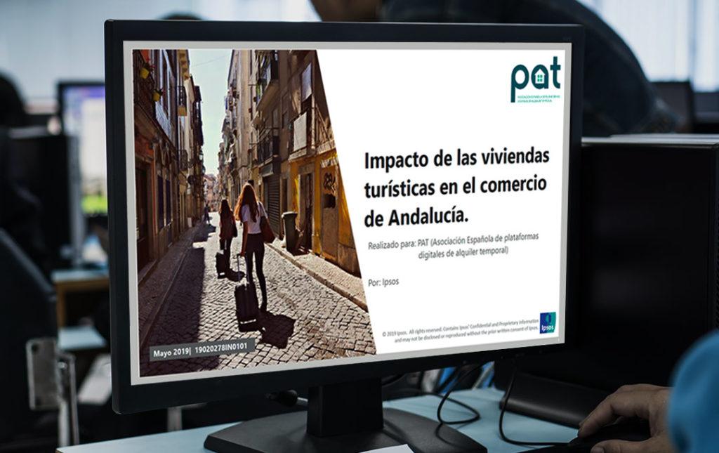 Impacto de las viviendas turísticas en el comercio de Andalucía